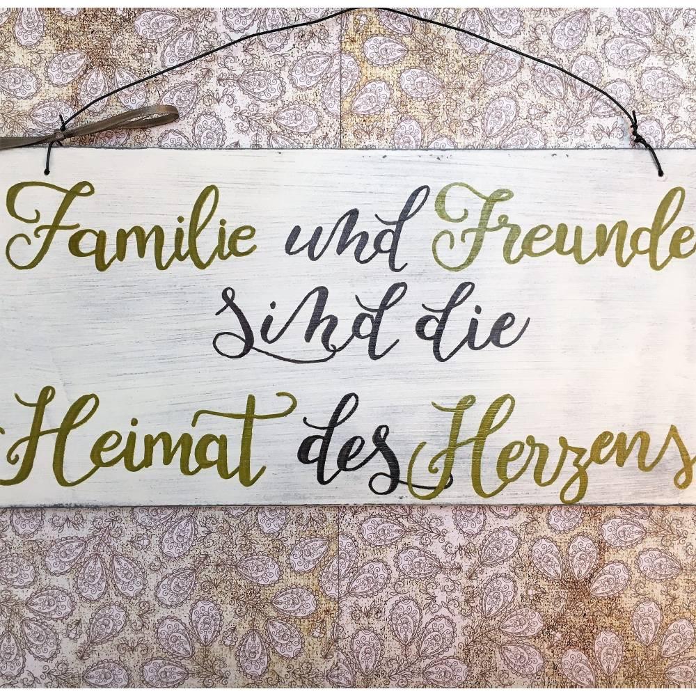 Spruch über freunde und familie