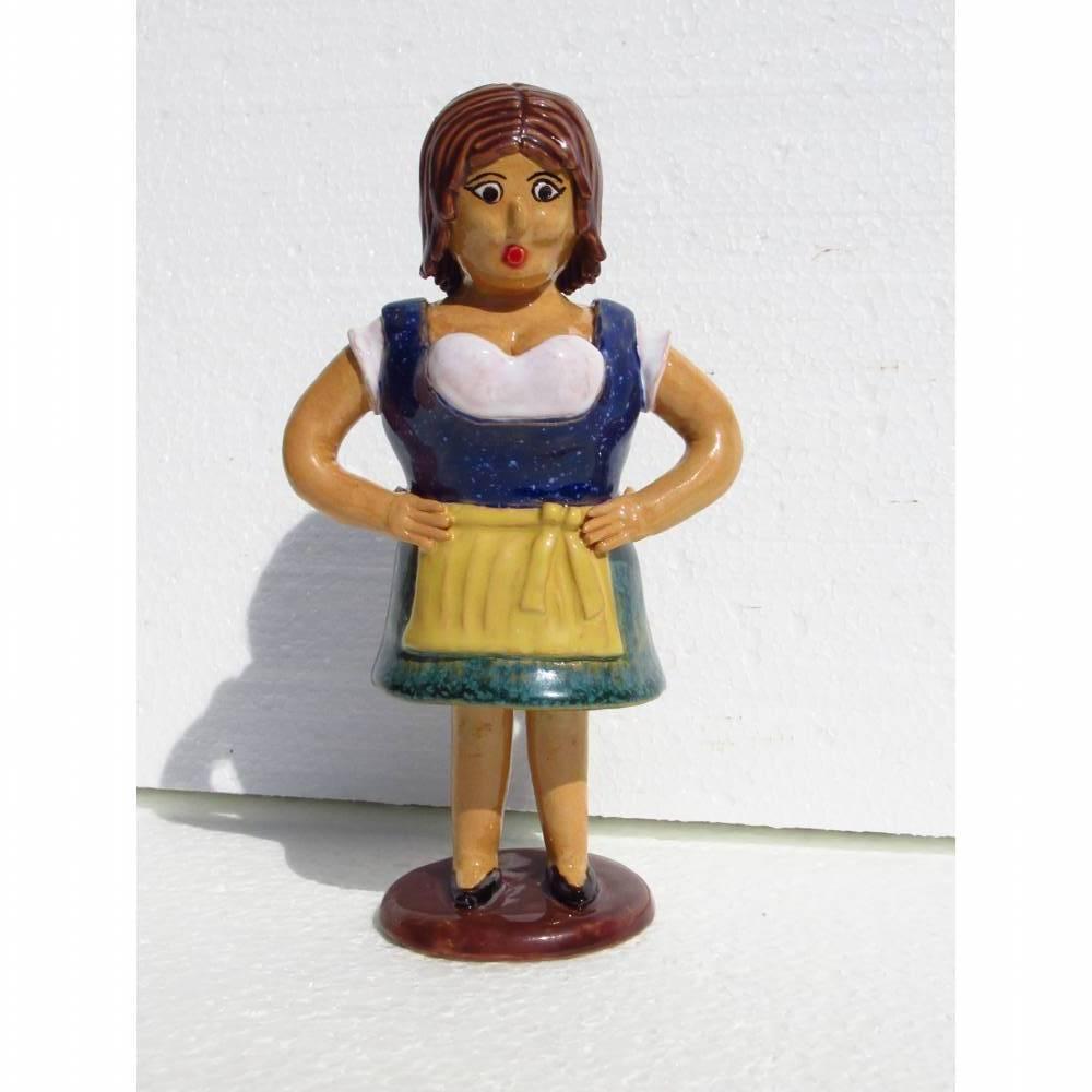 Oktoberfest  Figurine  Keramik Bild 1