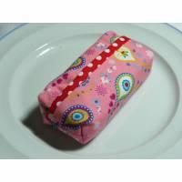 Taschentuchtasche Tatüta 3 rosa Bild 1