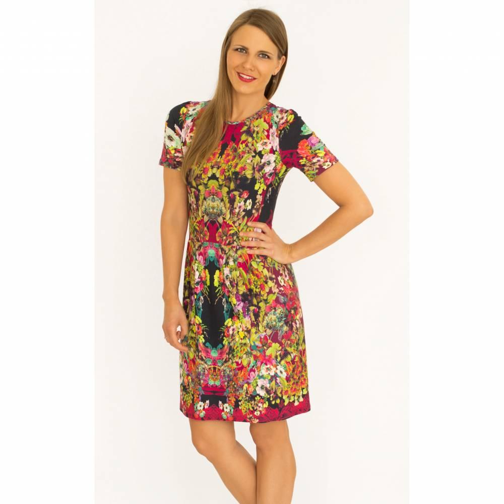 Kleid Partykleid mit Ballonrock Feen und Helden Kleid Mika  Bild 1