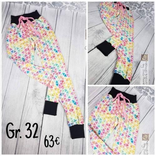 Damen Hose Cozypants Gr.32
