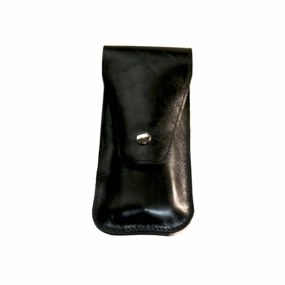 Einstecketui für DIABETIKER -   Lederfarbe nach WAHL Bild 1