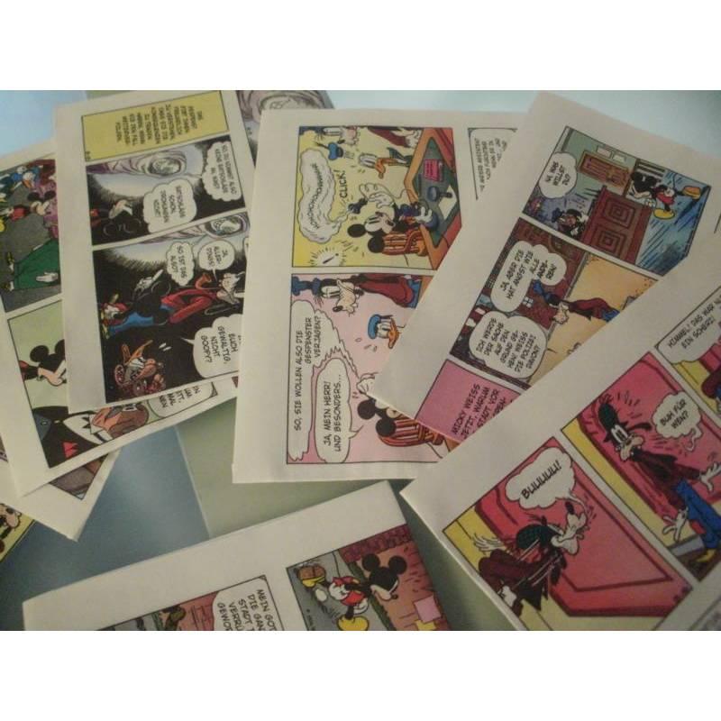 im 10 er Set gibt es hier diese hübschen kleinen Tütchen ...  aus einem Comicbuch .. Bild 1