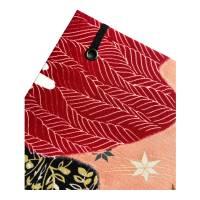 """Notizbuch Tagebuch """"Hello Geisha"""" A5 Hardcover stoffbezogen Geisha Kimono Japan Asien Geschenk Bild 4"""