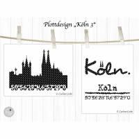 Plotterdatei Köln 3 Bild 2
