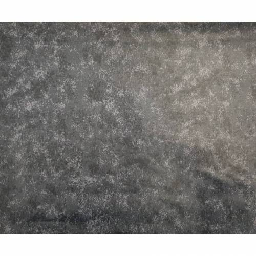 Beschichtete Baumwolle Batik dunkelgrau