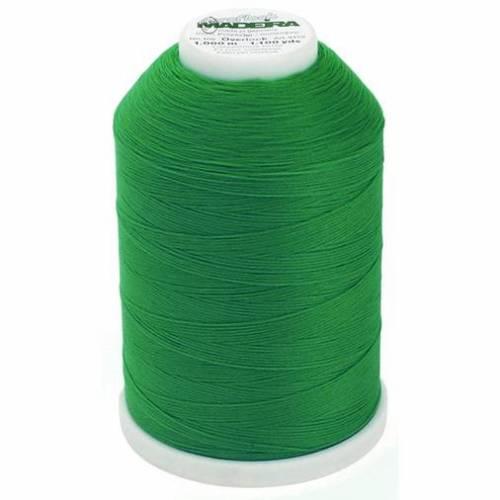 Bauschgarn Madeira Aeroflock grün