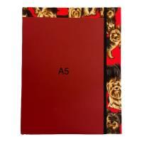 """Notizbuch Tagebuch Kladde """"Yorkshire Terrier"""" A5 Hardcover stoffbezogen Herrchen Frauchen Geschenk Fan Fanartike Bild 7"""