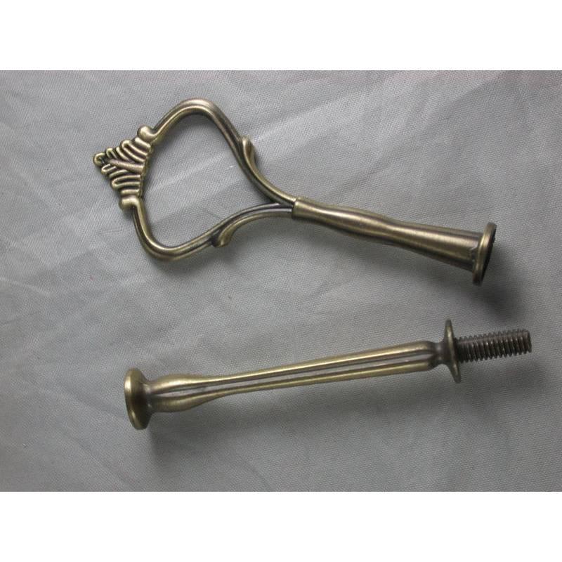 2-stöckige mini- Etagerenstange - Stange  Etagere Bild 1