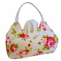 Rosentraum Handtasche Bezug für Kosmetikbox  Bild 1