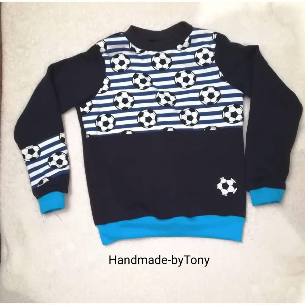 Kinder Sweatshirt / Pullover in den Gr. 74/80 bis 122  aus Sweat Bild 1