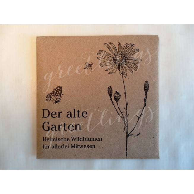 Wildblumen-Mischung »Der alte Garten« Bild 1
