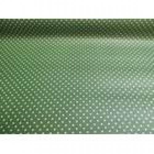 Laminierte Baumwolle, Wachstuch, Punkte,Dots, grün( 1m/12,-€)