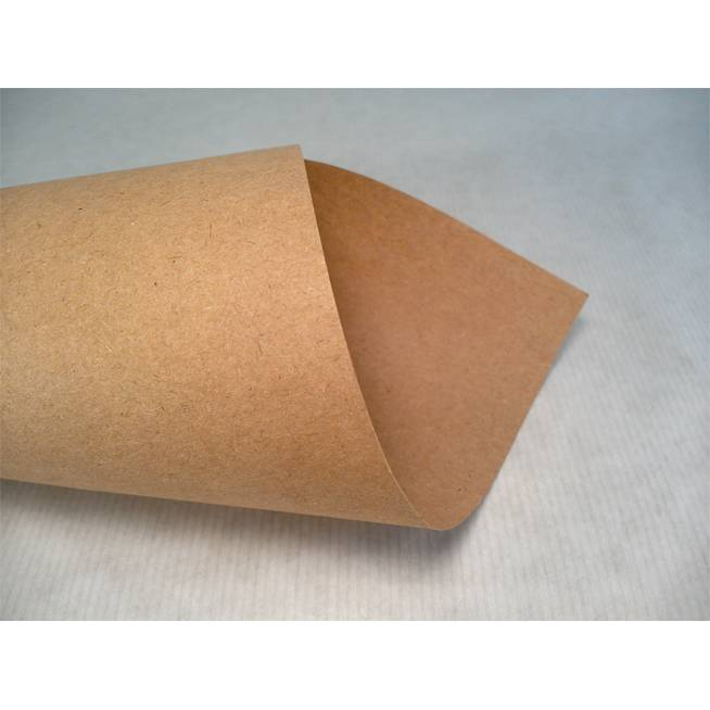 Kraftpapier DIN A4, 100 g/qm, 100% Recycling Bild 1