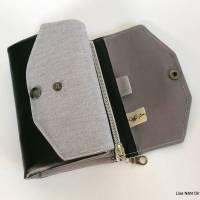 Handgemachte Genius Damen Geldbörse Portemonnaie individualisierbar Bild 3