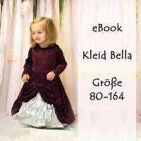 eBook Ballkleid Bella inkl Reifrock 80-164 Bild 1
