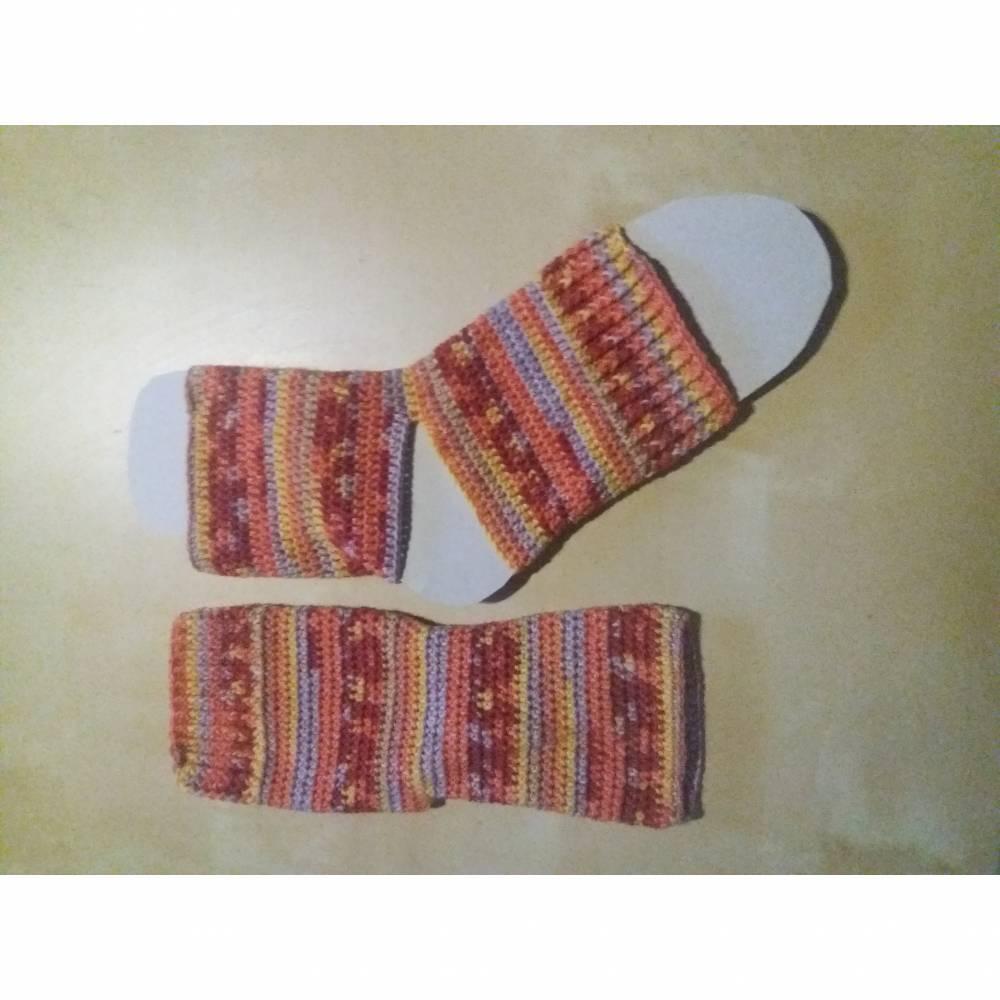 Yoga Socken   Yogasocken Bild 1