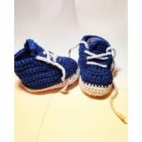 Zuckersüße Baby-Sneakers Bild 1