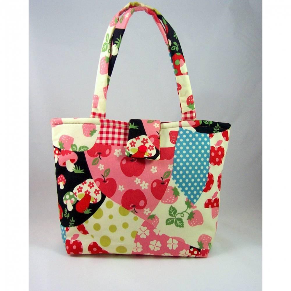 Kinder  Stofftasche, Tragetasche für Mädchen, Stoffbeutel Bild 1