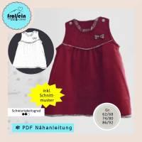 """Nähanleitung Kinderkleid """"Rosy"""" Bild 1"""