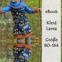 eBook Lavea Kleid Gr. 80-164 Bild 1