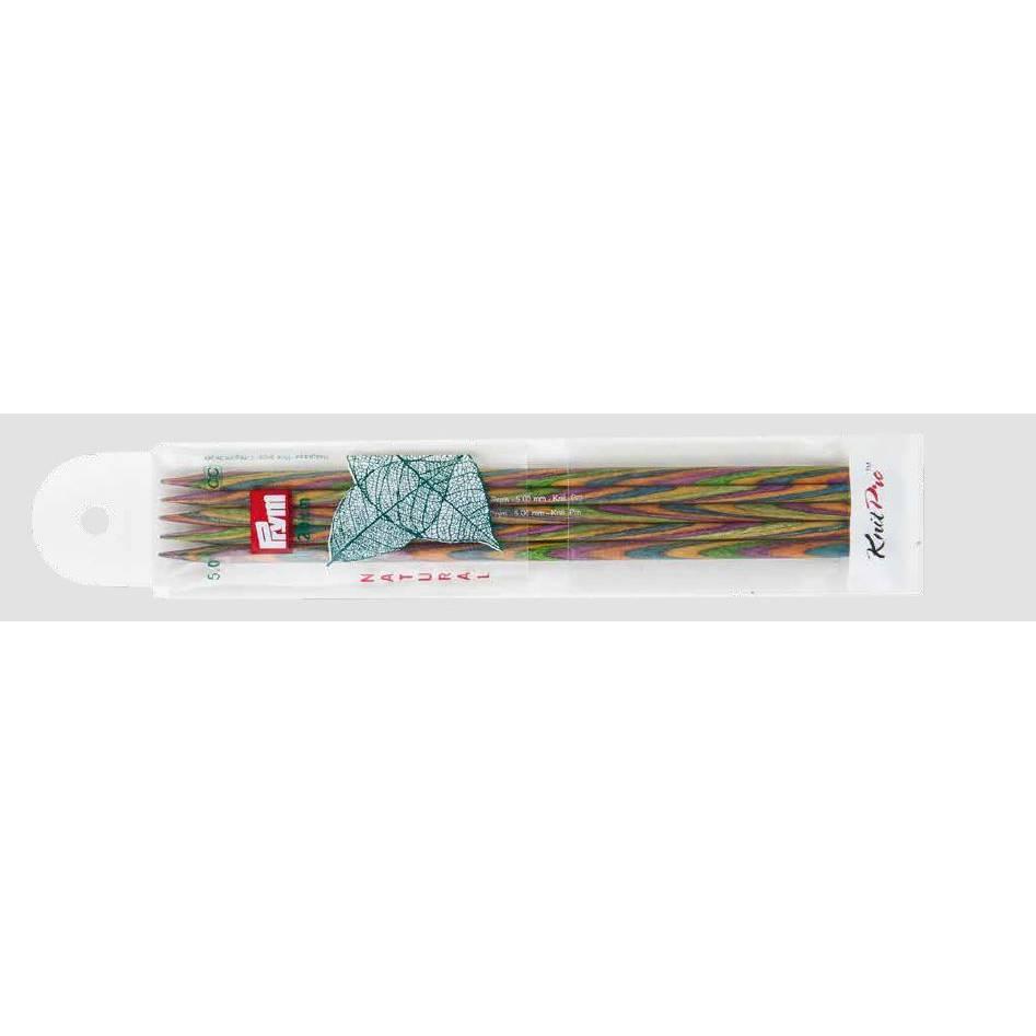 Strumpfstricknadeln, Sockenstricknadeln, Handschuhstricknadeln, Nadelspiel 20 cm Knit Pro  Bild 1