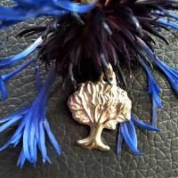 "Ketten-Anhänger ""Baum des Lebens"" aus 999 Silber Bild 3"