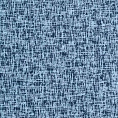 """21,50EUR/m Sweat """"RAIK Criss-Cross"""" dunkelblau von Swafing Bild 1"""