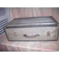 alter Koffer Schrankkoffer Überseekoffer Bild 1