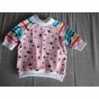 kurzarm Shirt 80-86 Bild 1