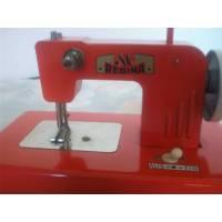 Vintage Nähmaschine für Kinder, Regina rot Bild 1