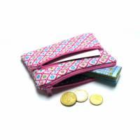 Kleines Portemonnaie Geldbörse Bild 1