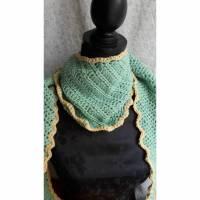 Extra langer Schal aus Wolle  Bild 1