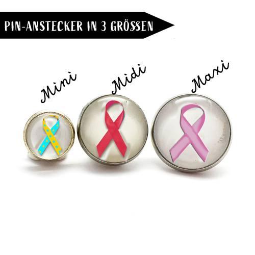 Setze DEIN Statement Maxi Pin