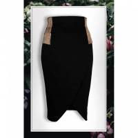 High Waist Bleistiftrock 'Laticia' Gr. 36 Bild 1