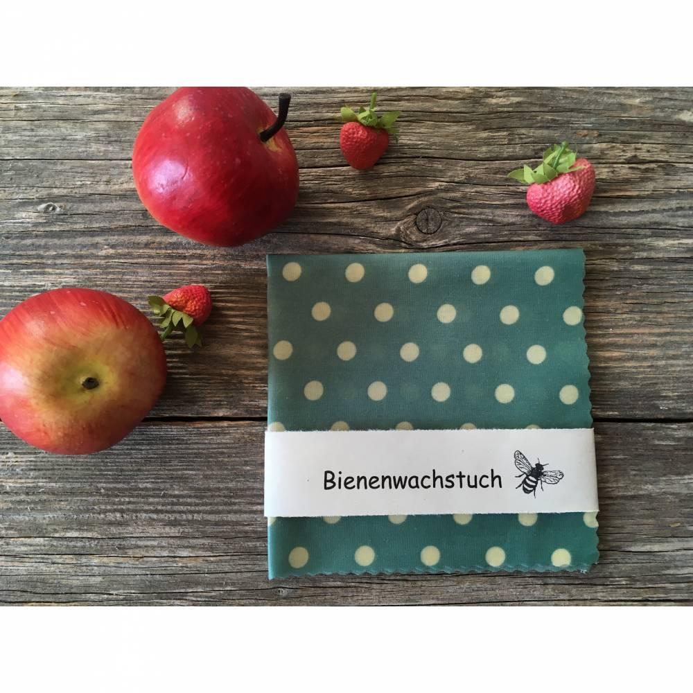 Bienenwachstuch, Brottuch, 60 x 40cm, XXL, biologisches Bienenwachs, handgemacht im Allgäu, Bienenwachstücher, Bild 1