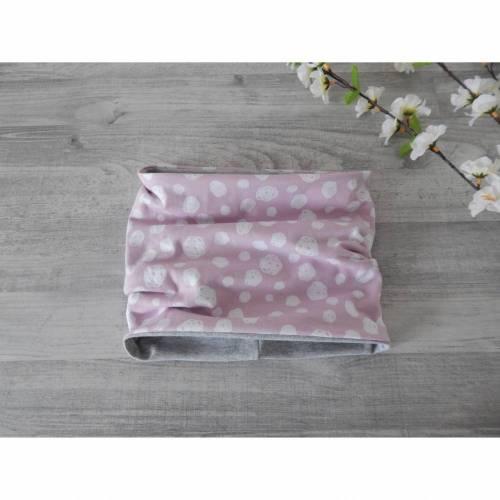 Schlupfschal, Schlauchschal, Loop Kreise. Wahlweise in rosa, senf oder mint