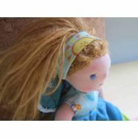Puppe Auriele - Wasserelfe, Fee, Elfe, Handgenähte Stoff Puppe nach Waldorf stil Bild 1