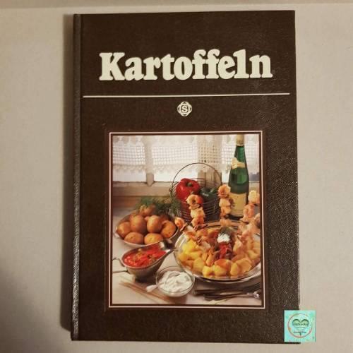 Vintage, Sigloch edition Kartoffeln von Joseph Vogt, Fotos von Hans Joachim Döbbelin,