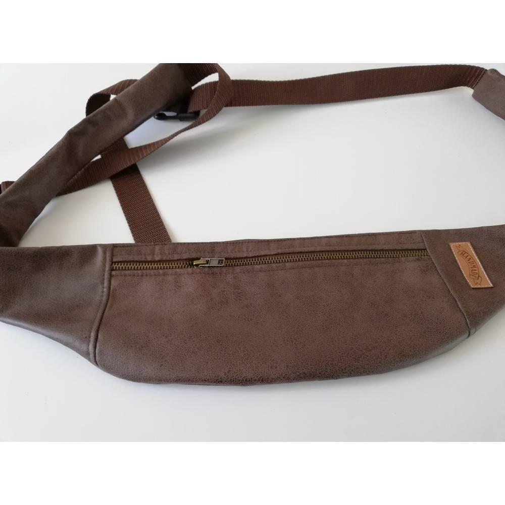 Hüfttasche, Gürteltasche, Bauchtasche Antik, Handmade Bild 1