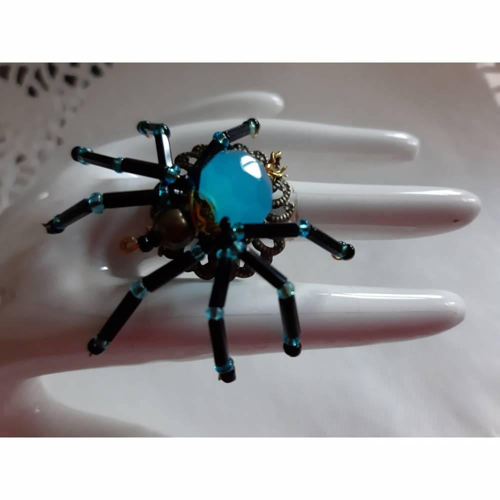 "Ring ""Spinne"" Bild 1"