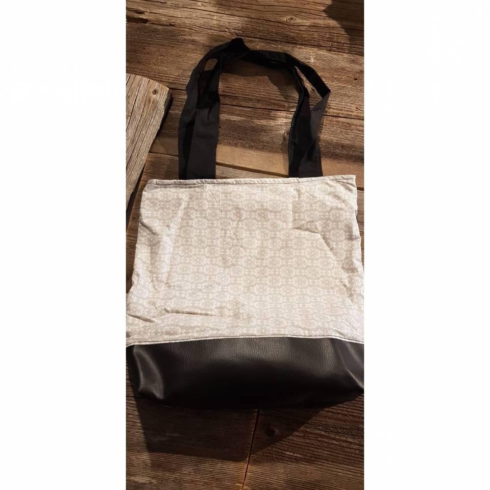 Shopper - Einkaufstasche - Handtasche Bild 1