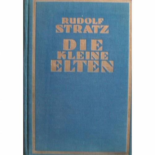Die Kleine Eltern-Roman aus der Berliner Bühnenwelt