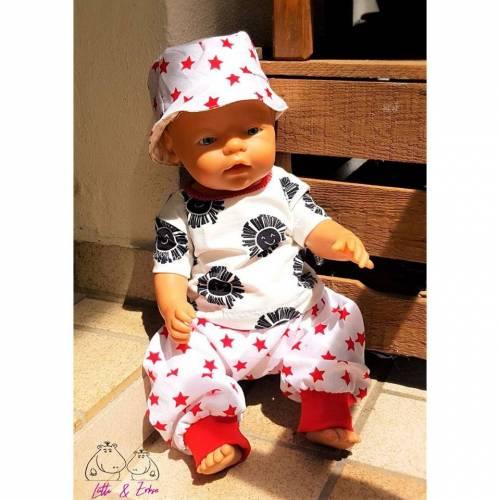 Freebook ShirTi Puppen