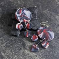 Hirowe - Weihnachtliches Ohrringe Paar