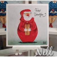 """Postkarte    """"Frohe Weihnachten"""" Bild 1"""