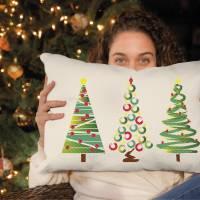 Plotterdatei Weihnachtsbaum Bild 3