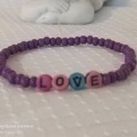 wunderschönes Love Armband Bild 1