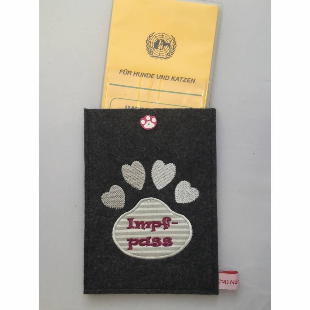 Impfpasstasche für Haustiere Bild 1