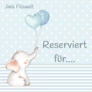 Reserviert für Birgit Schöllhorn - Gotteslobhülle Filz ,Kreuz Punkte